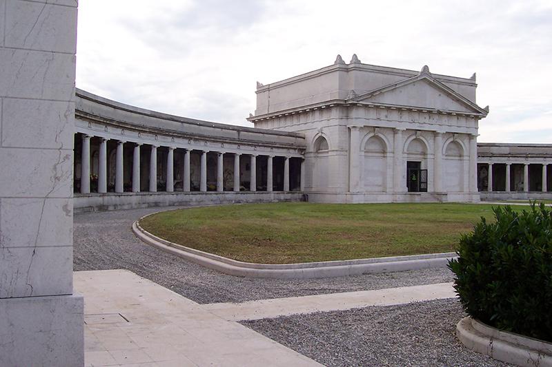 Cimitero Vantiniano - Brescia