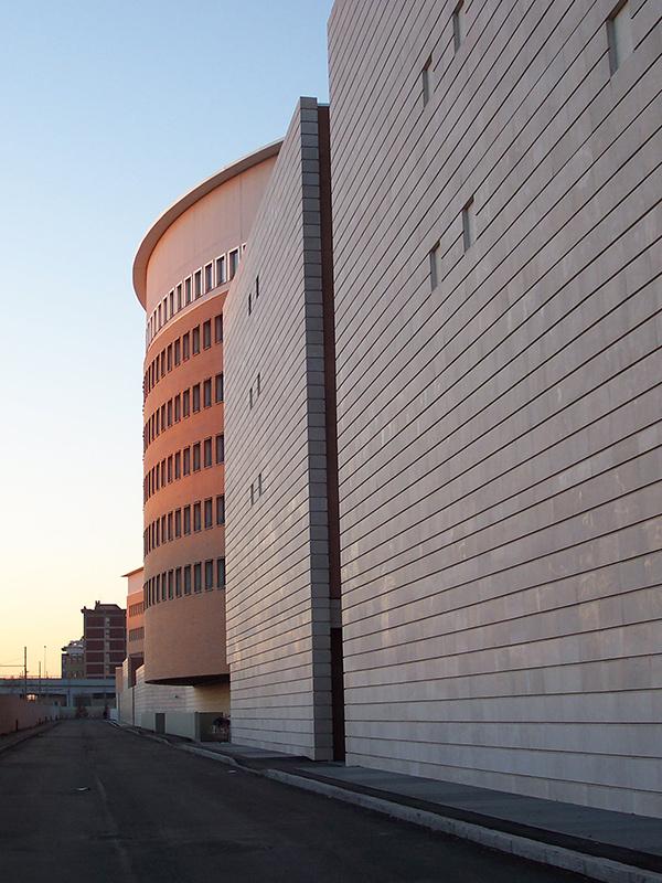 Tribunale Palagiustizia Brescia