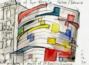 ONE TWO FIVE – Steven Holl